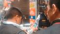 Cajamarca: intervienen tiendas para recuperar celulares robados  [VIDEO]