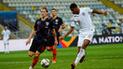 Croacia e Inglaterra empataron sin goles en la Liga de Naciones UEFA [RESUMEN]