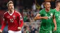Dinamarca e Irlanda igualaron sin goles por la Liga de Naciones 2018 [RESUMEN]