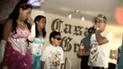 Facebook: reggaetoneros hacen cantar a hermanito de quinceañera y se vuelve un 'boom' [VIDEO]