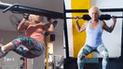 Facebook: abuelita fitness conquista las redes sociales por su envidiable figura [VIDEO]