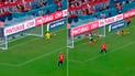 Perú vs Chile: tras gran parada de Gallese, Advíncula despejó en la línea del arco [VIDEO]