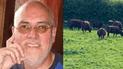 Inglaterra: hombre fue pisoteado por vacas cuando salvaba a su perro