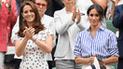 Kate Middleton vence a Meghan Markle con increíble outfit en boda real [FOTOS]