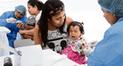Uno de cada tres niños sufre de anemia por déficit de hierro en Arequipa
