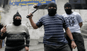 La Libertad: extorsionadores lanzan bomba molotov en hostal