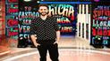 Rodrigo González 'Peluchín' sorprende al bailar en tacos en pleno programa en vivo [VIDEO]
