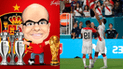 Perú vs Chile: Mister Chip reveló dato que logró la 'Blanquirroja' tras goleada