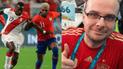 """Perú vs Chile: """"Un baile"""", así calificó Mister Chip el buen partido de la 'Blanquirroja'"""