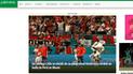 Perú vs Chile: prensa chilena destruyó a su selección tras goleada [FOTOS]