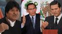 ¿Cuáles son los sueldos de los presidentes de América Latina?