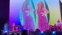 Shakira desbordó sensualidad con enérgico baile en México [VIDEO]
