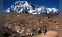 Cusco impulsa la conservación del nevado Ausangate