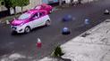 YouTube: mujer es arrastrada por taxi y buscan a responsable [VIDEO]