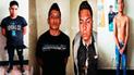 """Tumbes: Policía captura a """"Los Solis de Zarumilla"""""""