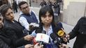 Abogada de Keiko espera que audiencia que evaluará apelación sea este lunes