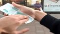 YouTube: adolescente lanza billetes desde su coche mientras se burla de los pobres [VIDEO]