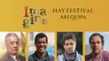 En Hay Festival Arequipa habrá cultura para todos los gustos