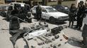 El Agustino: PNP incautó 45 toneladas de autopartes en Mercado San Jacinto [VIDEO]