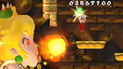 Usuarios crean mod de Bowsette como jefe de New Super Mario Bros Wii [VIDEO]