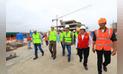 Juegos Panamericanos 2019: Jorge Muñoz, alcalde electo de Lima, visitó sus sedes