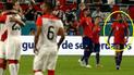 Arturo Vidal recibió un botellazo en la cabeza tras el Perú vs Chile