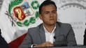 """Acuña tras fuga de Hinostroza: """"Mesa Directiva del Congreso debe asumir responsabilidad"""""""