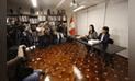 Keiko Fujimori ofreció conferencia de prensa en local de Fuerza Popular [FOTOS]