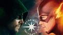 Elseworlds: Filtran imágenes del cambio de roles de Flash y Arrow