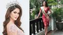 Andrea Moberg impactó con su traje de baño en el Miss Grand Internacional 2018 [VIDEO]