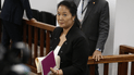 Keiko Fujimori cuestiona a fiscal José Domingo Pérez e insiste en que no se fugará