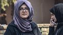 """Novia de Jamal Khashoggi: """"siento una oscuridad que no puedo expresar"""""""