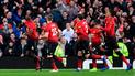 Manchester United venció 2-1 a Everton por la Premier League [RESUMEN]