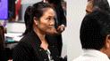 """Keiko reitera diálogo """"sin condiciones"""" al borde de la prisión preventiva"""