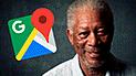 Google Maps: fans aseguran que cámaras captaron a Morgan Freeman durante filmación del 'Todopoderoso' [FOTOS]