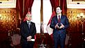 Daniel Salaverry le pide a Chávarry evaluar su permanencia en el cargo