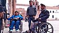 Acto de solidaridad con personas discapacitadas se vivió por Todos los Santos en Cusco