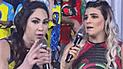 EEG: Melissa Loza y Macarena Vélez tienen fuerte cruce de palabras tras accidente en vivo