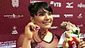 Se burlaban de ella por su peso y ahora le da su primera medalla de gimnasia a México