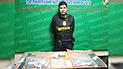 Chiclayo: detienen a asiático cuando intentaba salir del país con cocaína [VIDEO]