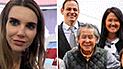 Alberto Fujimori comparte foto familiar y Juliana Oxenford le recuerda su peor crimen