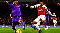 Arsenal y Liverpool empataron 1-1 en electrizante partido por la Premier League [RESUMEN]