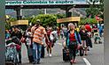Migrantes venezolanos generarían crecimiento a la economía de Colombia