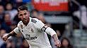 Sergio Ramos fue pifiado por hinchas del Real Madrid en el Santiago Bernabéu [VIDEO]