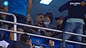 Alianza Lima vs Universitario: Paolo Guerrero presente en Matute como un hincha más [VIDEO]