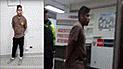 Gamarra: sujeto se infiltraba en baños para mirar a mujeres [VIDEO]