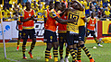 Barcelona SC goleó 3-1 a Aucas por la Serie A de Ecuador [RESUMEN]