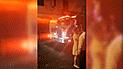 Reportan incendio en una vivienda en el Cercado de Lima [VIDEO]