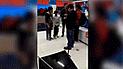 VMT: trabajadores de Plaza Vea no dejan salir a cliente por romper TV [VIDEO]