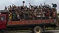 México: denuncian la desaparición de 80 migrantes que viajaban a EE.UU.
